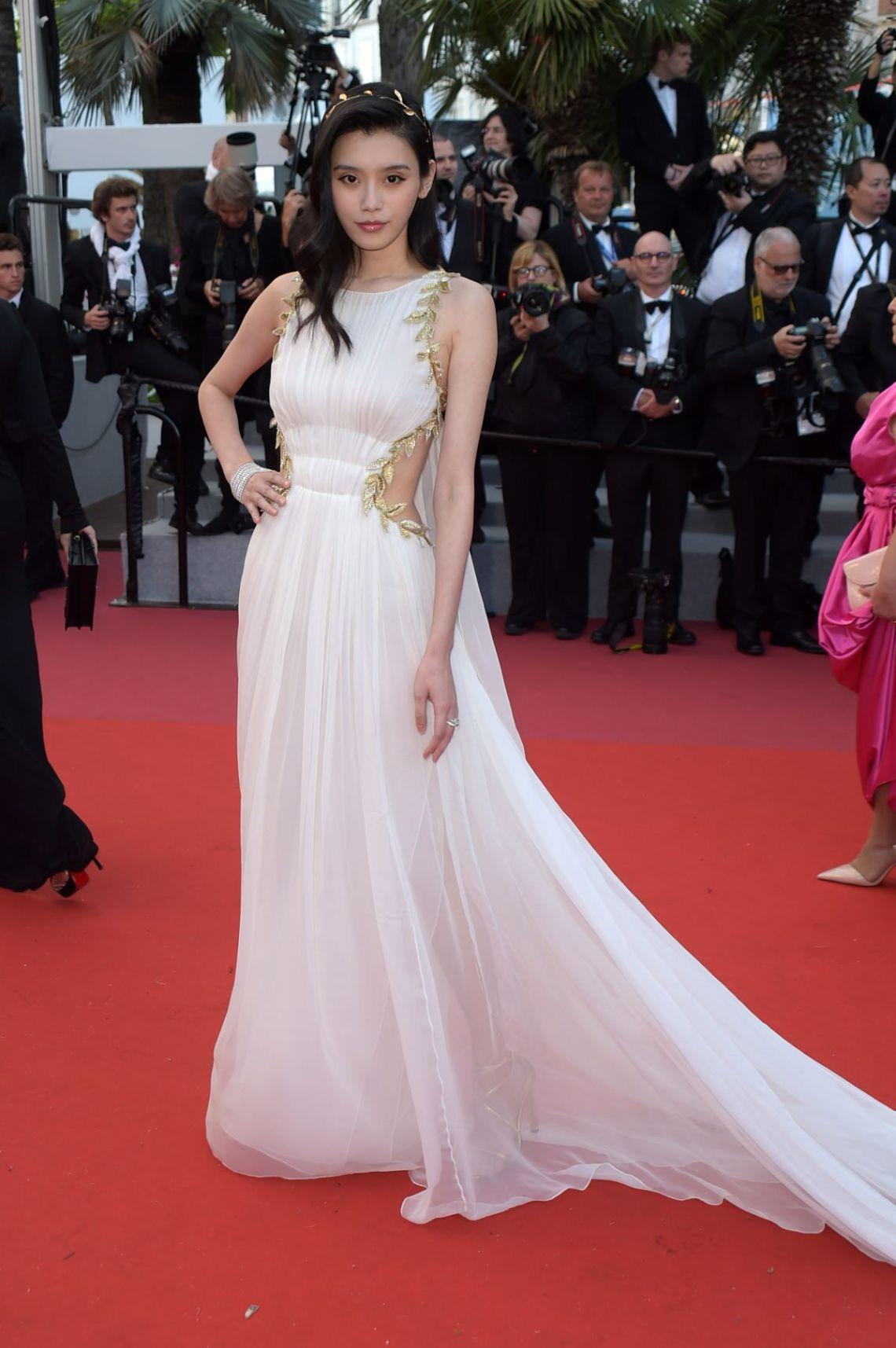 Gwiazdy Na Czerwonym Dywanie W Cannes Dzień 6