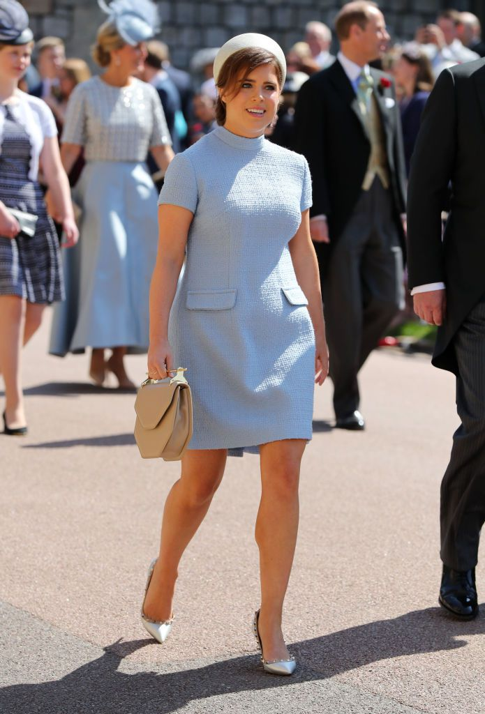 princess eugenie of york Gainsbourg dress