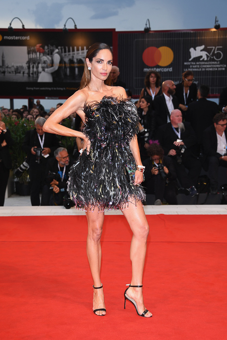 Suspiria Red Carpet Arrivals - 75th Venice Film Festival