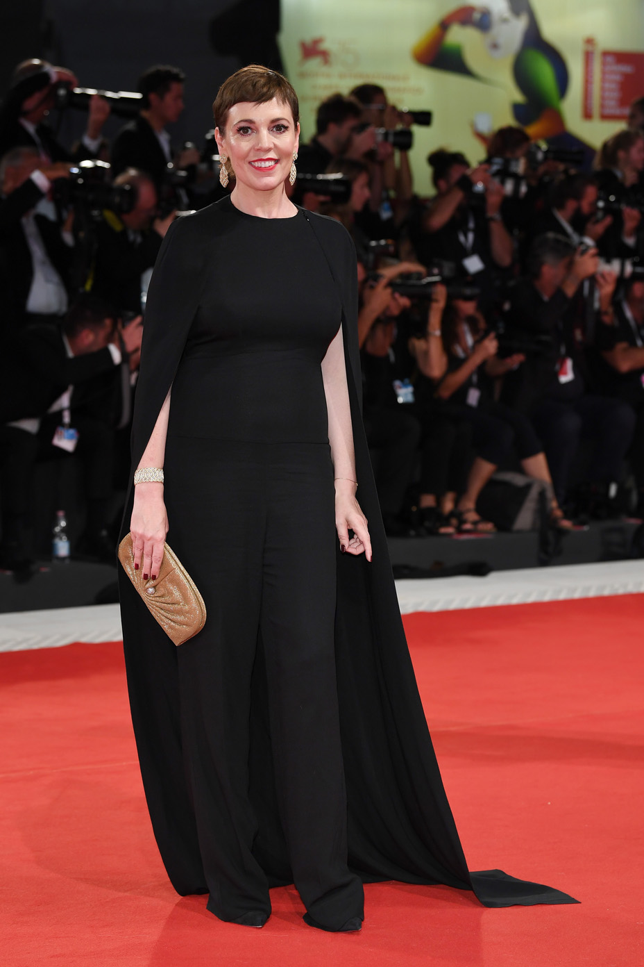The Favourite Red Carpet Arrivals - 75th Venice Film Festival