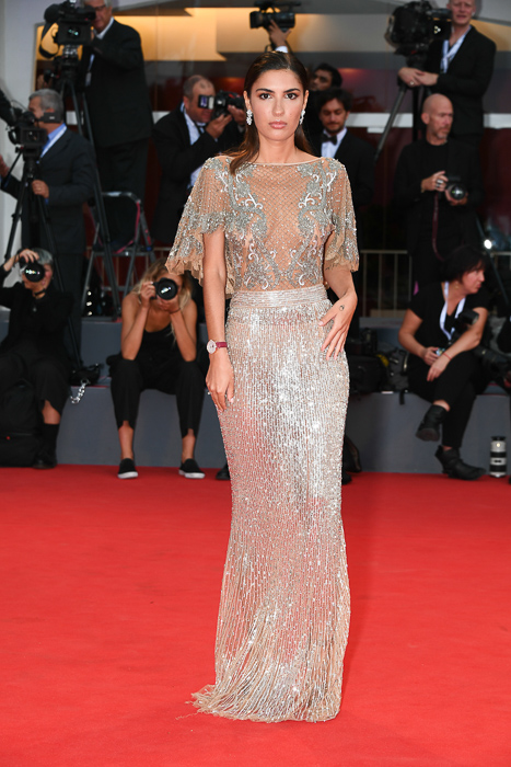 At Eternity's Gate Red Carpet Arrivals - 75th Venice Film Festival