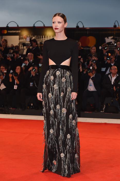 Suspiria Red Carpet Arrivals - 75th Venice Film Festival