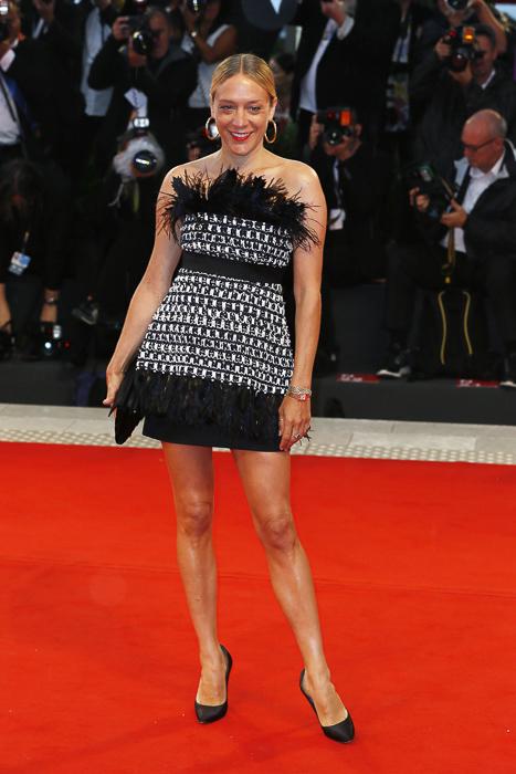 At Eternity's Gate Red Carpet Arrivals - 75th Venice Film Festival