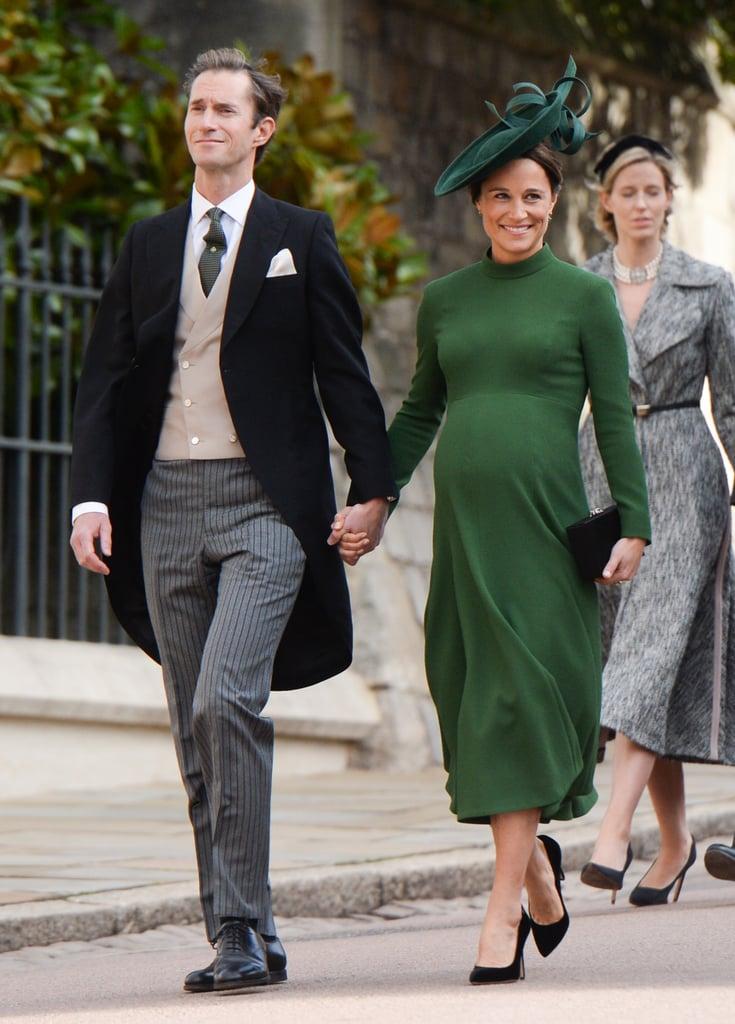 Pippa-Middleton-James-Matthews-Princess-Eugenie-Wedding emilia wickstead