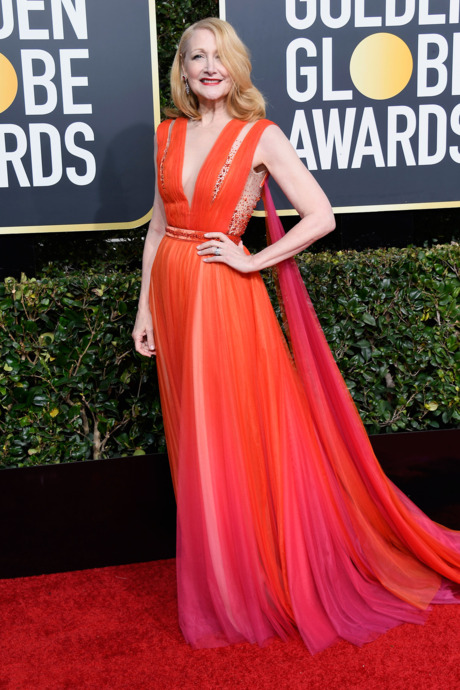 patricia clarkson georges chakra