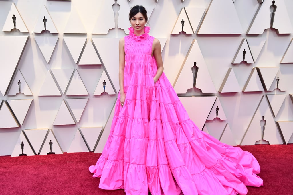 Gemma-Chan-Hair-Oscars-2019valentinohc