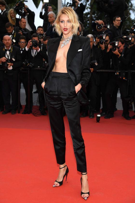 Anja Rubik Cannes 2019