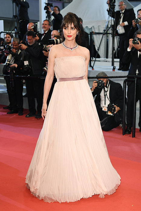 """The Whistlers (La Gomera/ Les Siffleurs)"" Red Carpet - The 72nd Annual Cannes Film Festival"