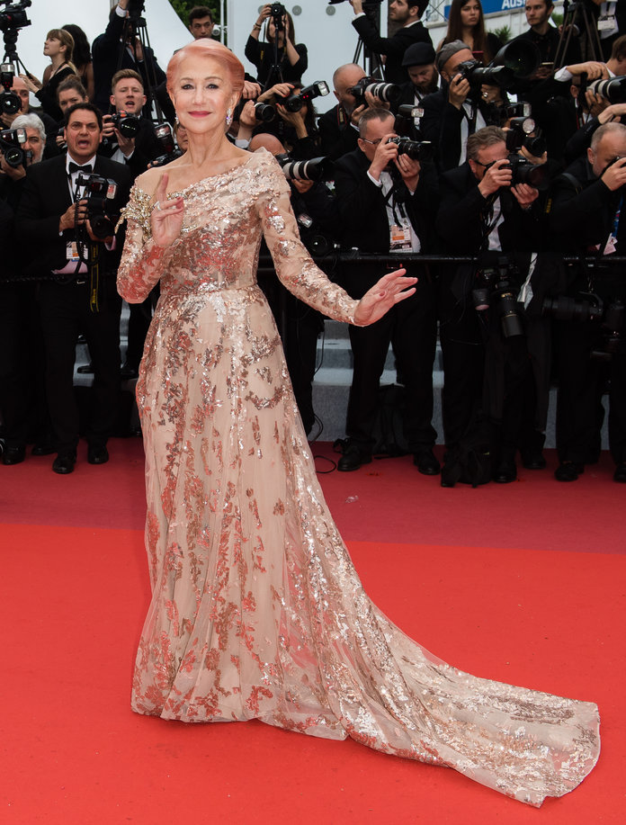 """Les Plus Belles Annees D'Une Vie"" Red Carpet - The 72nd Annual Cannes Film Festival"