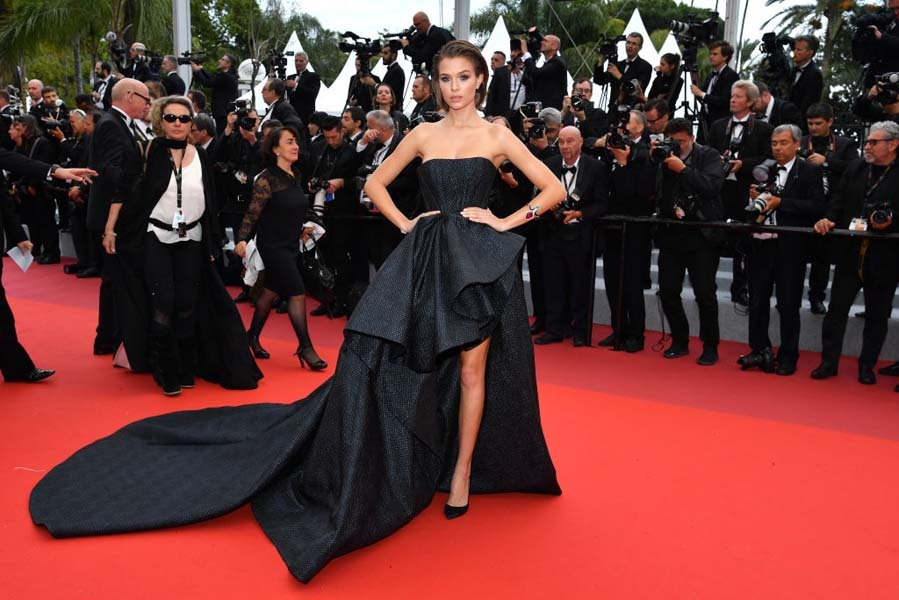 """A Hidden Life (Une Vie Cachée)"" Red Carpet - The 72nd Annual Cannes Film Festival"