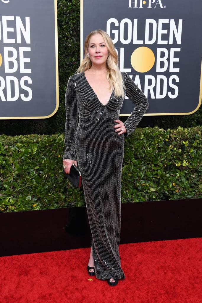 Christina-Applegate-at-2020-Golden-Globespamella roland