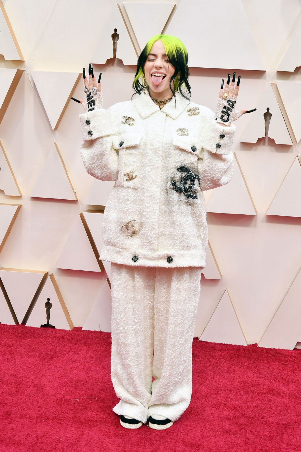 billie eilish chanel